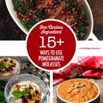 Pomegranate Molasses Recipes