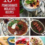 15 Ways to Use Pomegranate Molasses