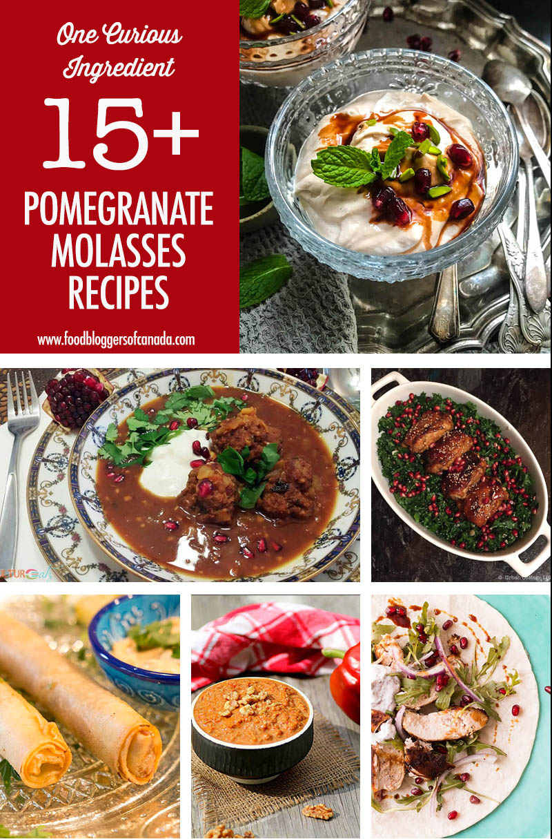 15 Ways to Use Pomegranate Molasses