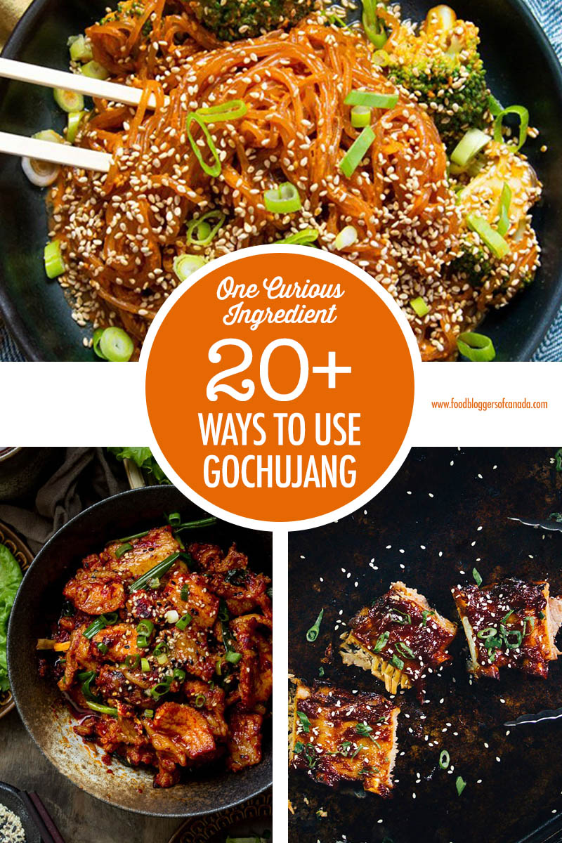 Over 20 Ways to Use Gochujang | Food Bloggers of Canada