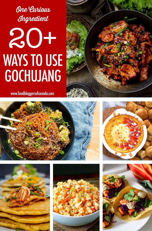 Gochujang Recipes | Food Bloggers of Canada