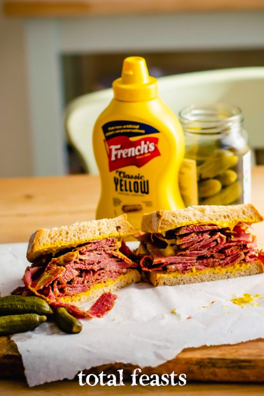 Montreal Smoked Meat | Total Feasts