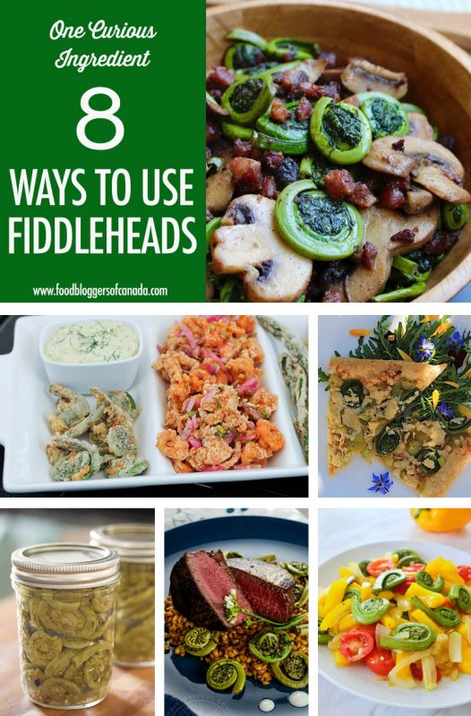 8 Ways to Use Fiddleheads | Food Bloggers of Canada
