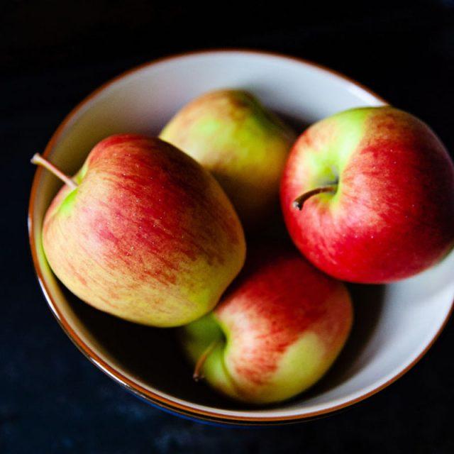 Bowl of Ambrosia Apples