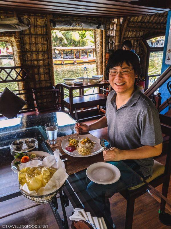 Travelling Foodie Raymond Cua Kerala India