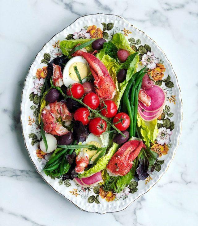 Lobster Nicoise Salad   Simple Bites