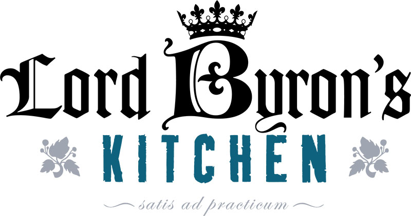 Lord Bryon's Kitchen Logo