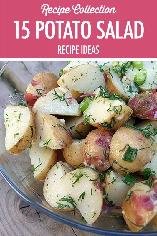 15 Potato Salad Recipes