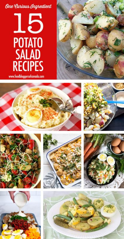15 Potato Salad Recipe Ideas