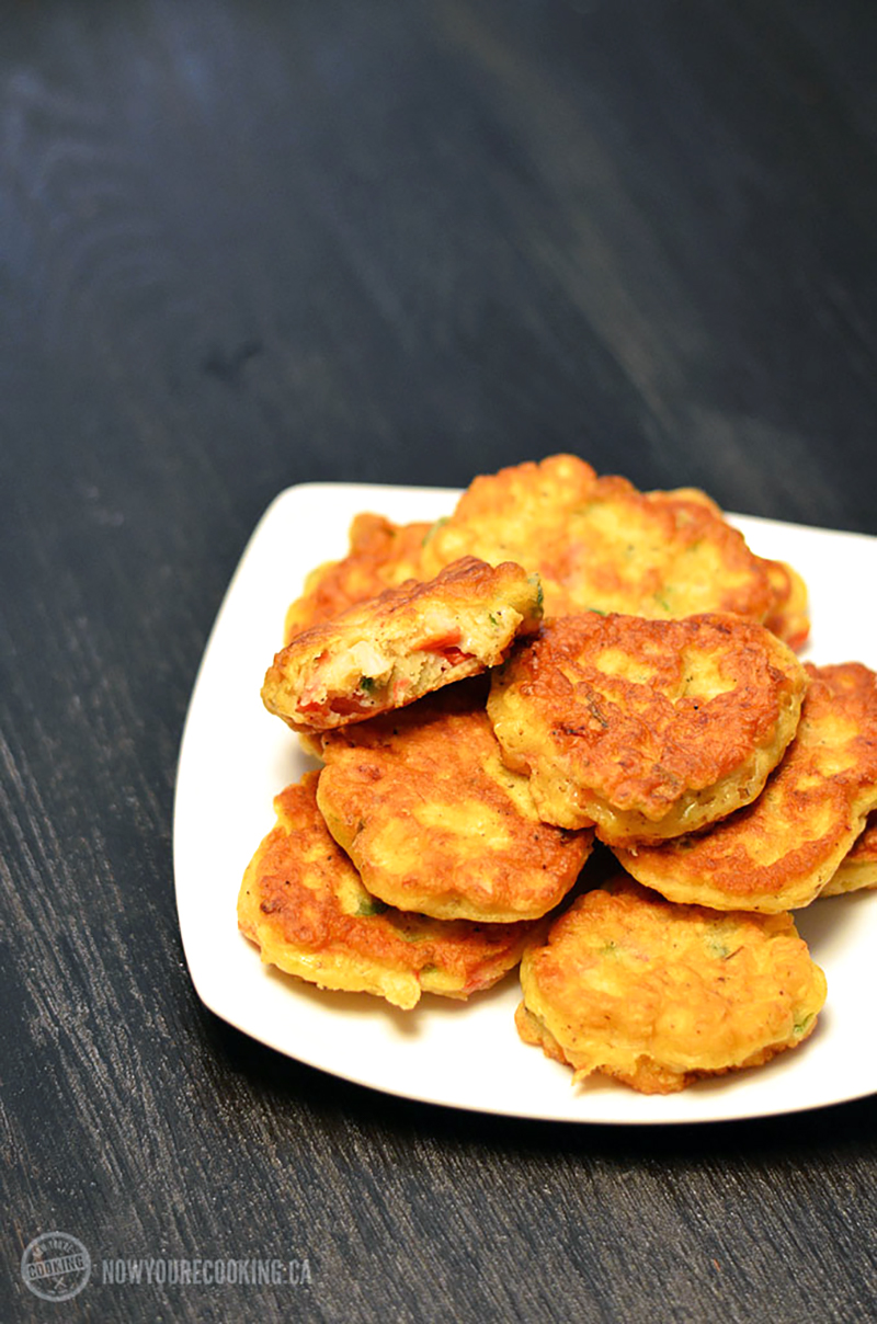 NYC Jamaican Saltfish Fritters