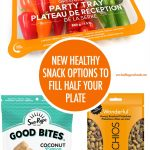 Healthy Snack product collage