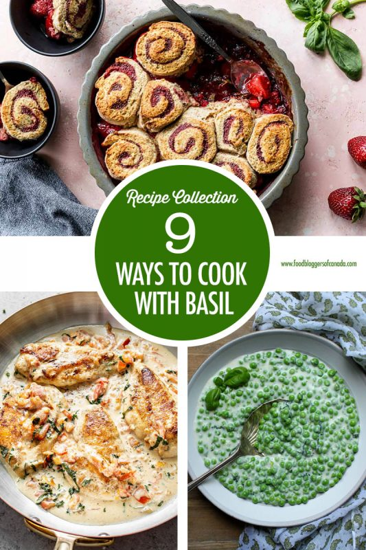 9 Ways to Cook with Basil