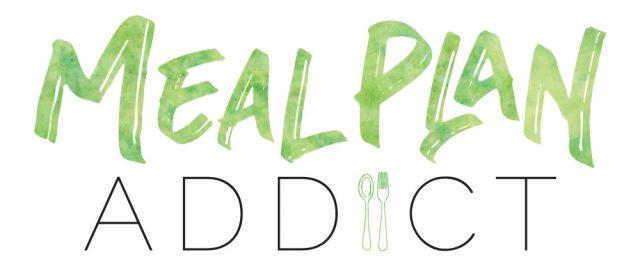 Meal Plan Addict Logo