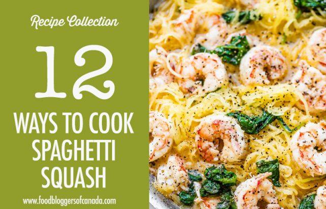 Spaghetti Squash Recipes Ideas