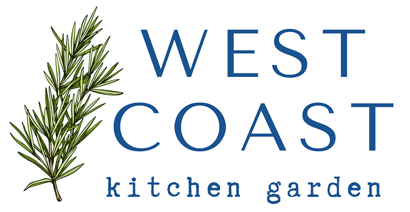 West Coast Kitchen Garden logo