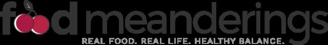 Food Meanderings Logo