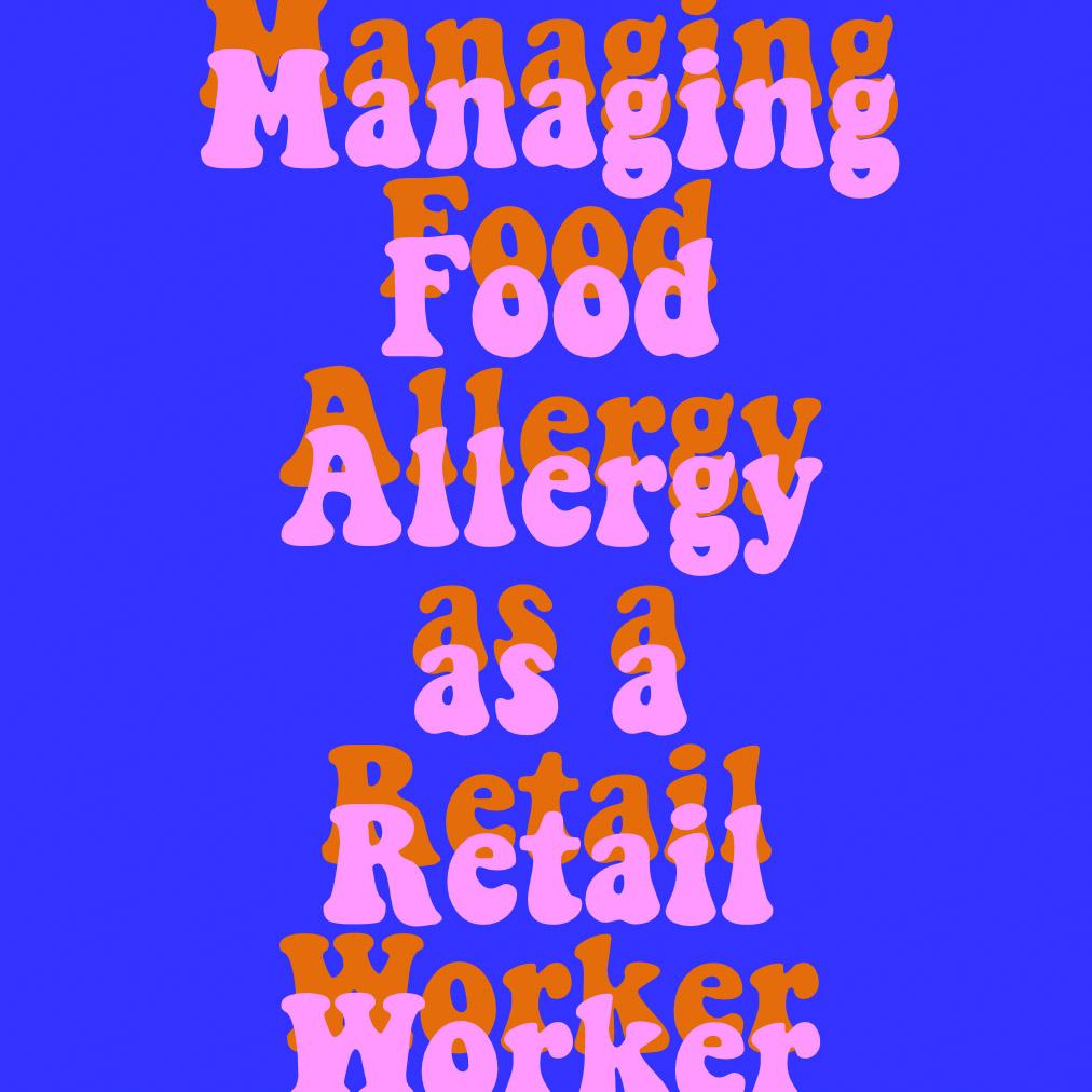Food Allergies as a Retail Worker